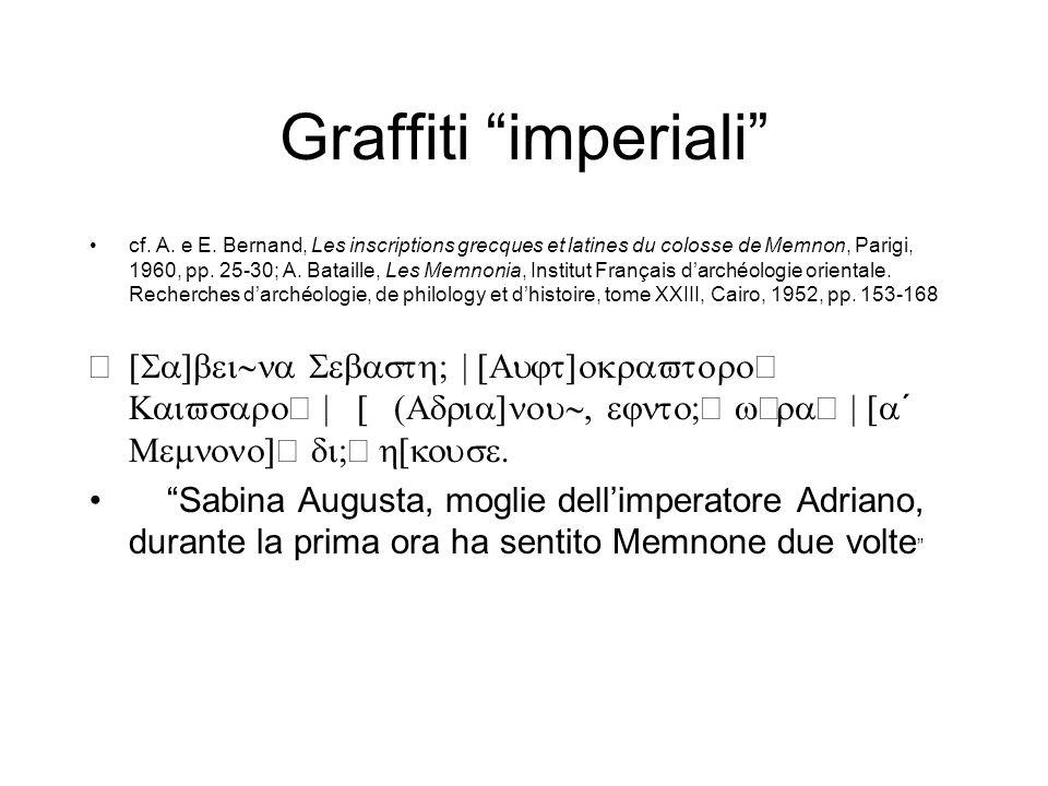 Graffiti imperiali