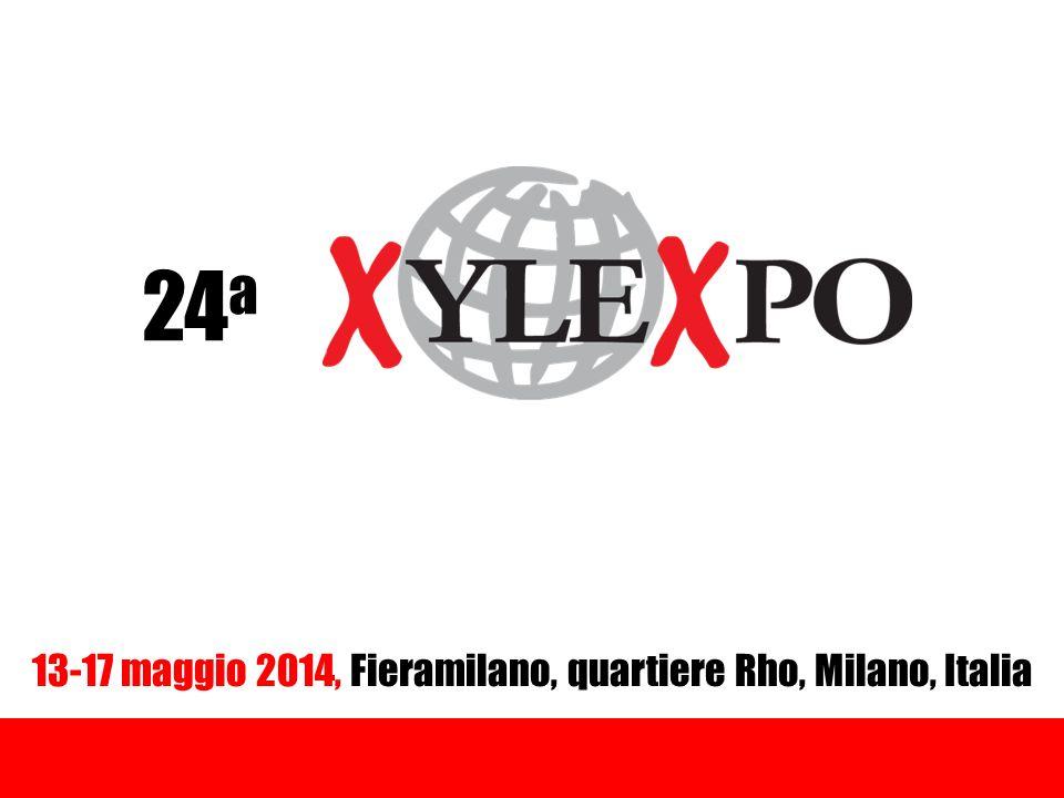 13-17 maggio 2014, Fieramilano, quartiere Rho, Milano, Italia