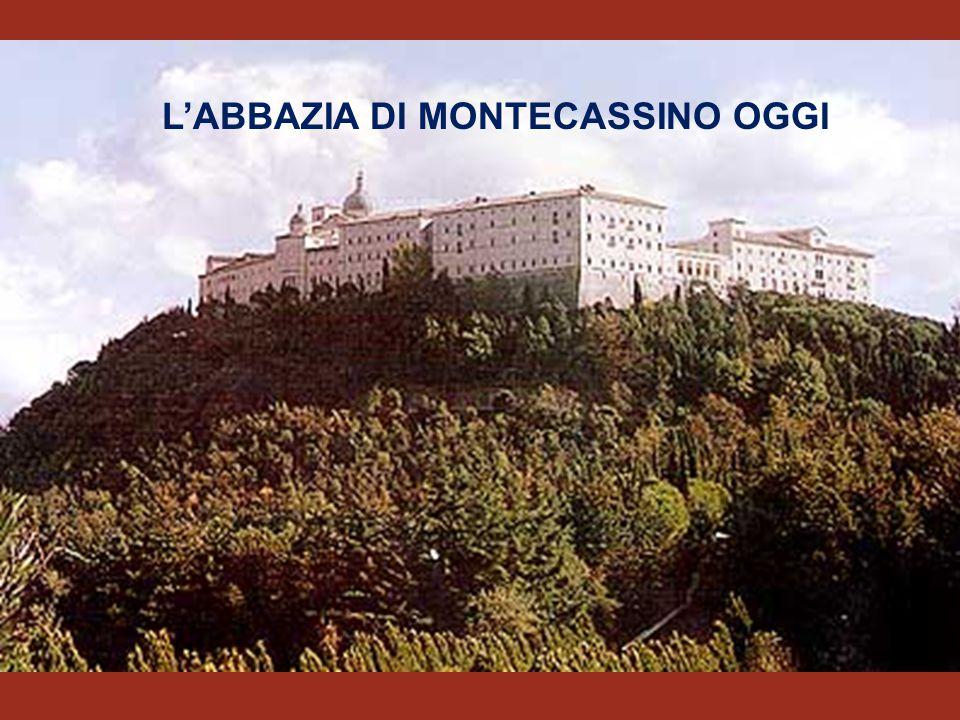 SAN BENEDETTO DA NORCIA Monastero di Montecassino