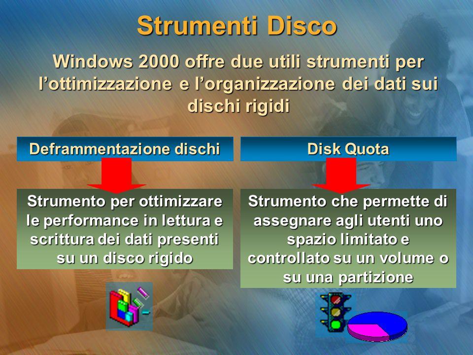 Deframmentazione dischi