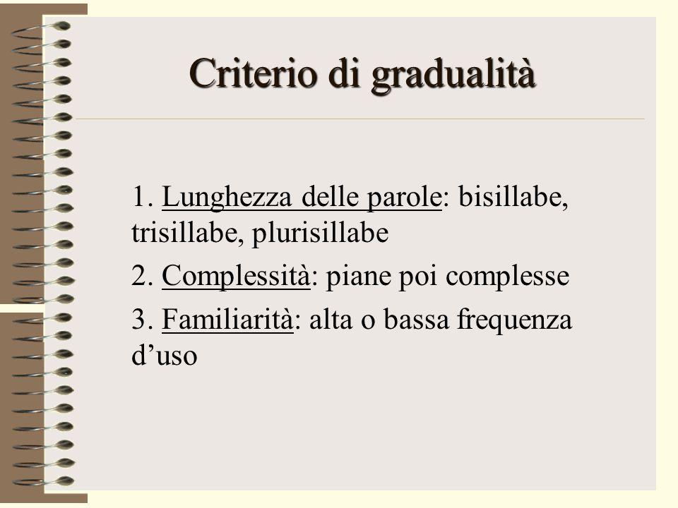 Criterio di gradualità