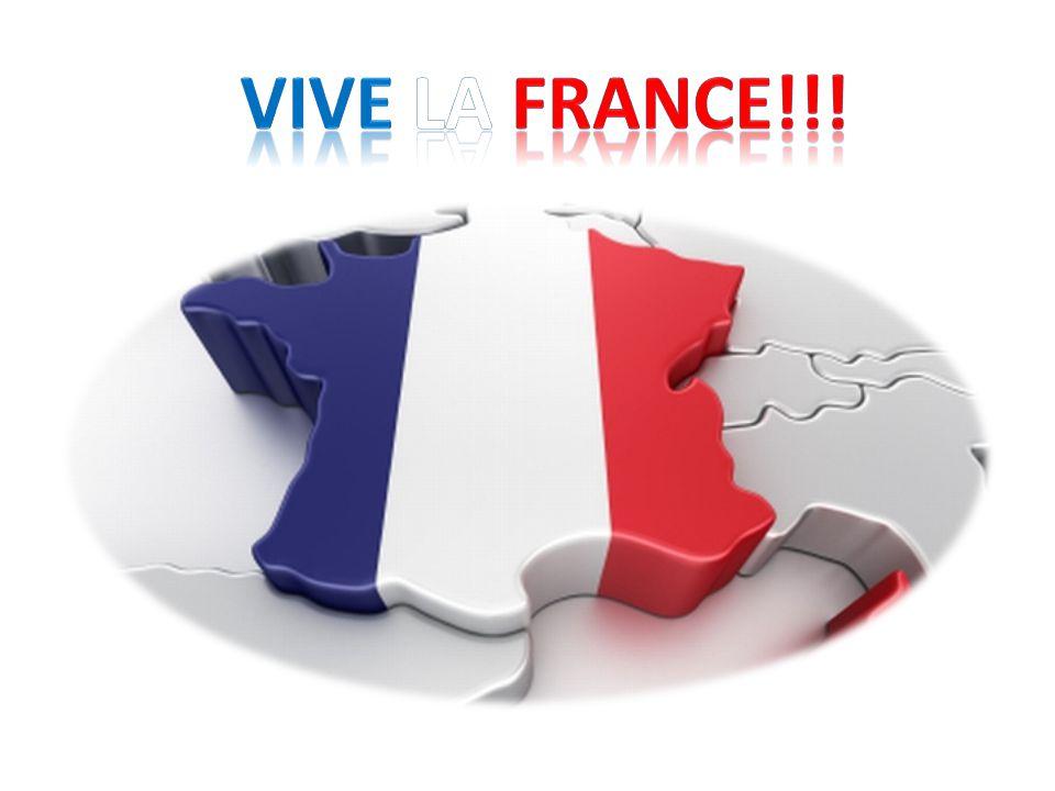 VIVE LA FRANCE!!!