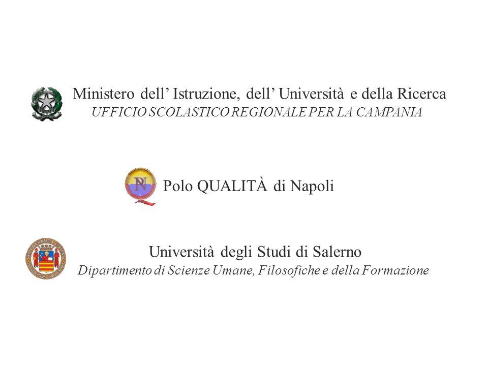 Ministero dell' Istruzione, dell' Università e della Ricerca