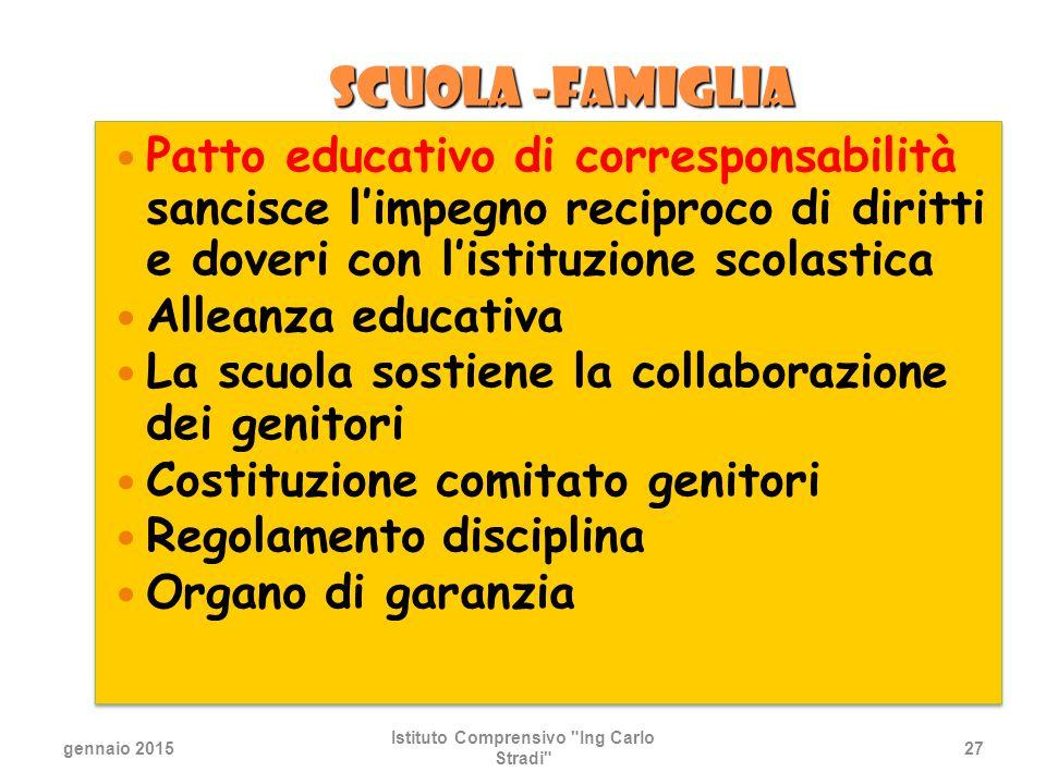 Istituto Comprensivo Ing Carlo Stradi