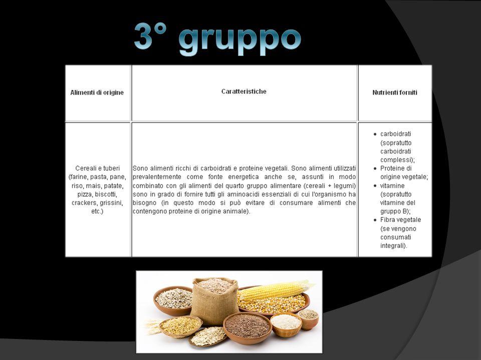 3° gruppo