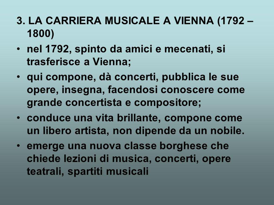 3. LA CARRIERA MUSICALE A VIENNA (1792 – 1800)