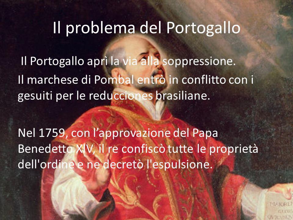 Il problema del Portogallo