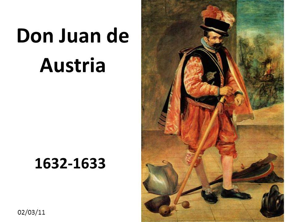 Don Juan de Austria 1632-1633 02/03/11