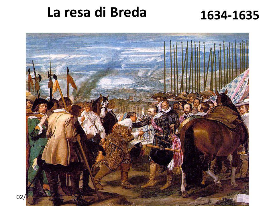 La resa di Breda 1634-1635 02/03/11