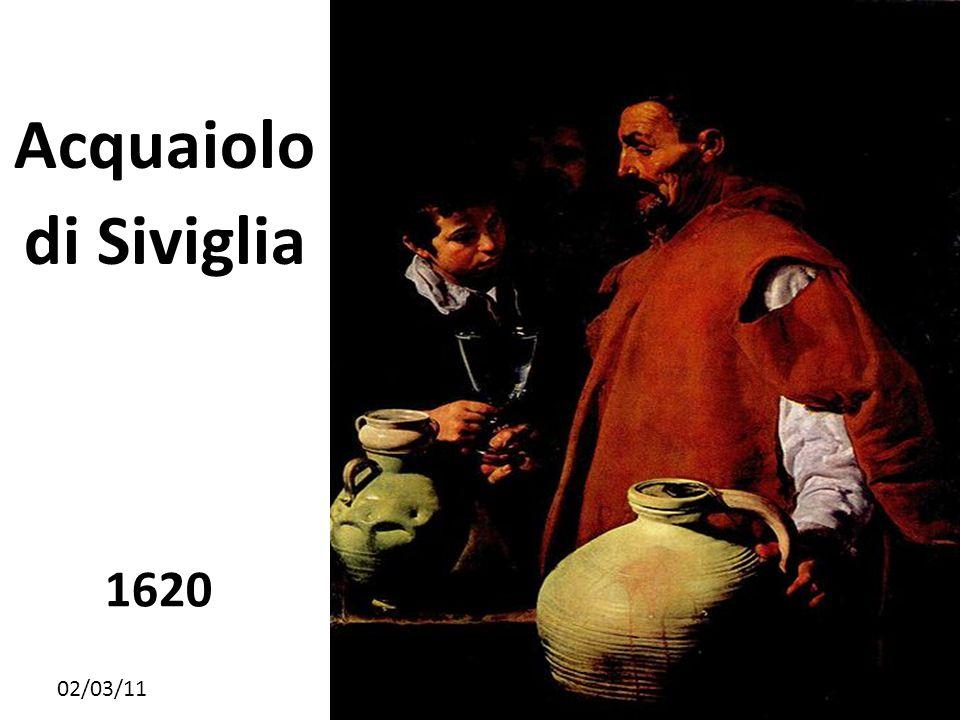 Acquaiolo di Siviglia 1620 02/03/11