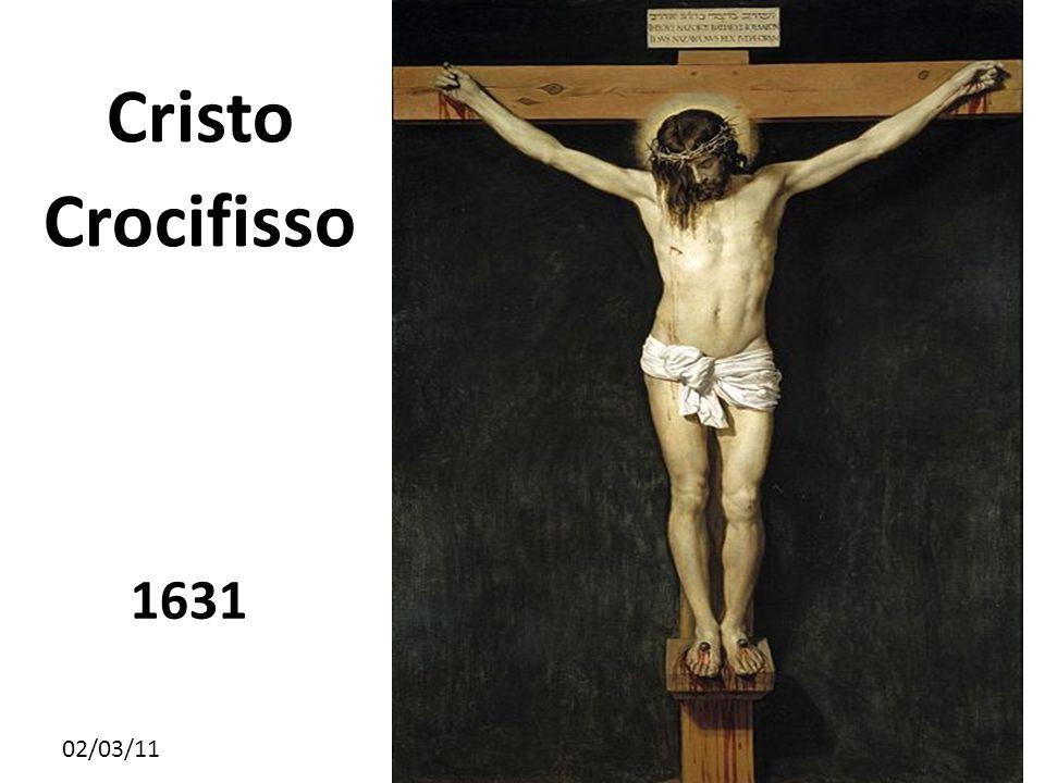 Cristo Crocifisso 1631 02/03/11