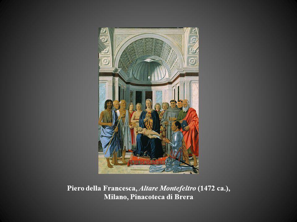 Piero della Francesca, Altare Montefeltro (1472 ca