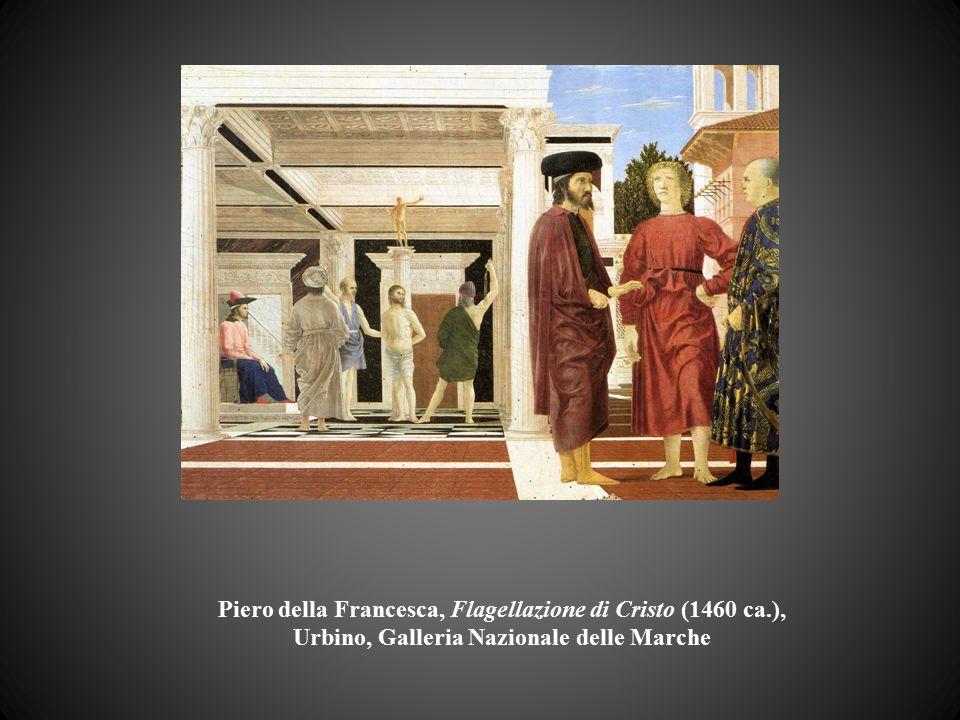Piero della Francesca, Flagellazione di Cristo (1460 ca