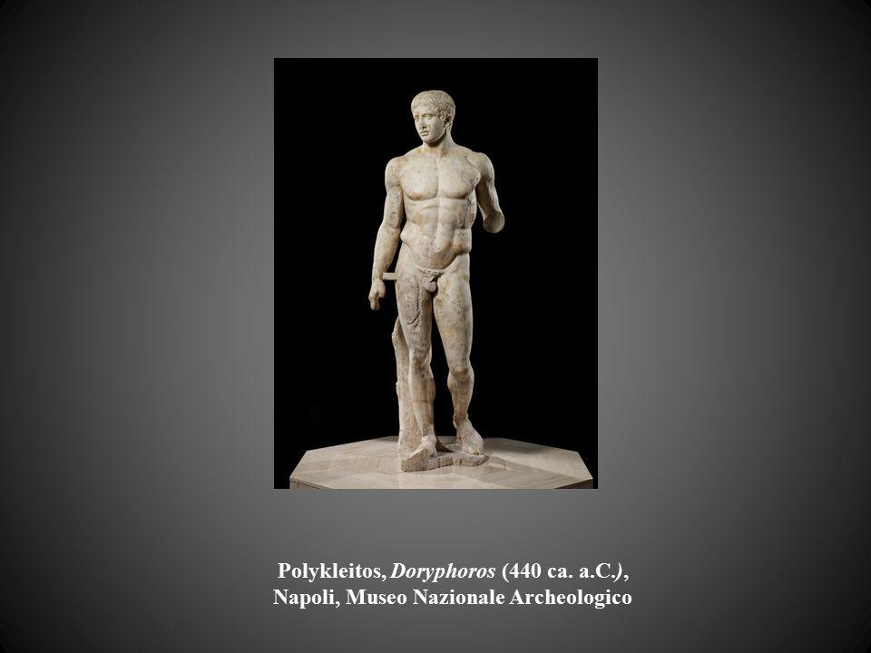 Polykleitos, Doryphoros (440 ca. a. C