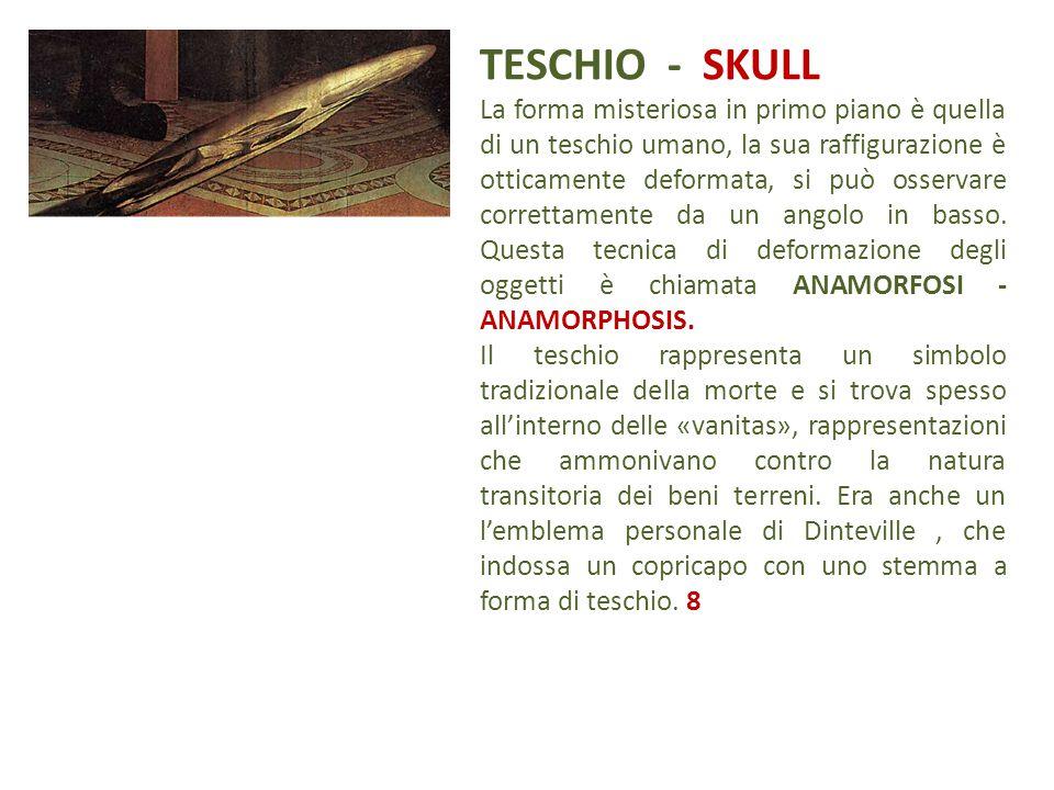 TESCHIO - SKULL