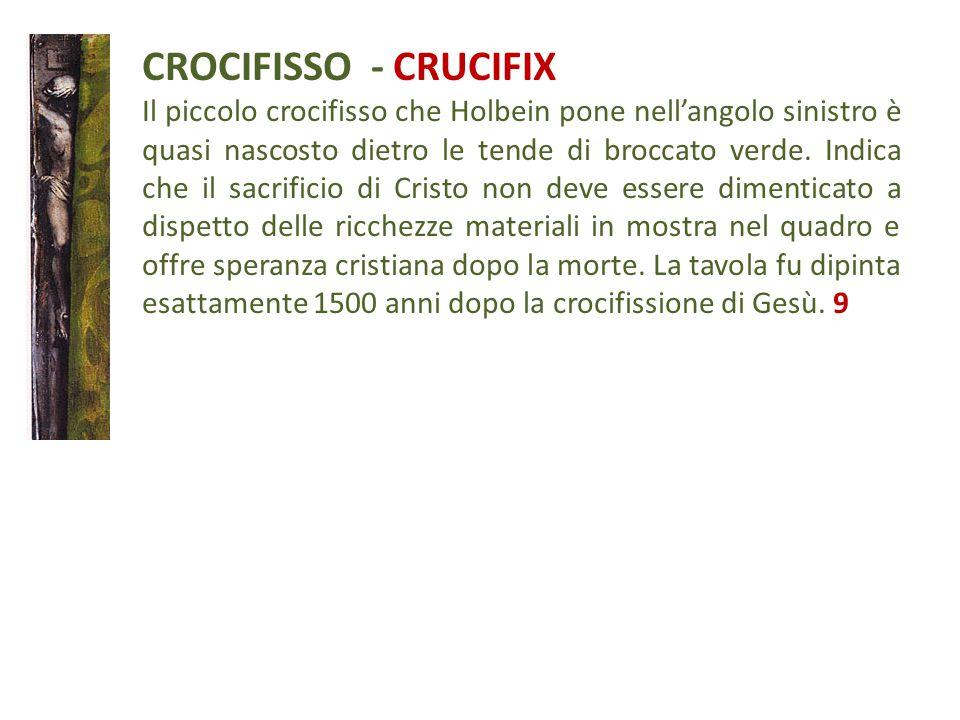 CROCIFISSO - CRUCIFIX