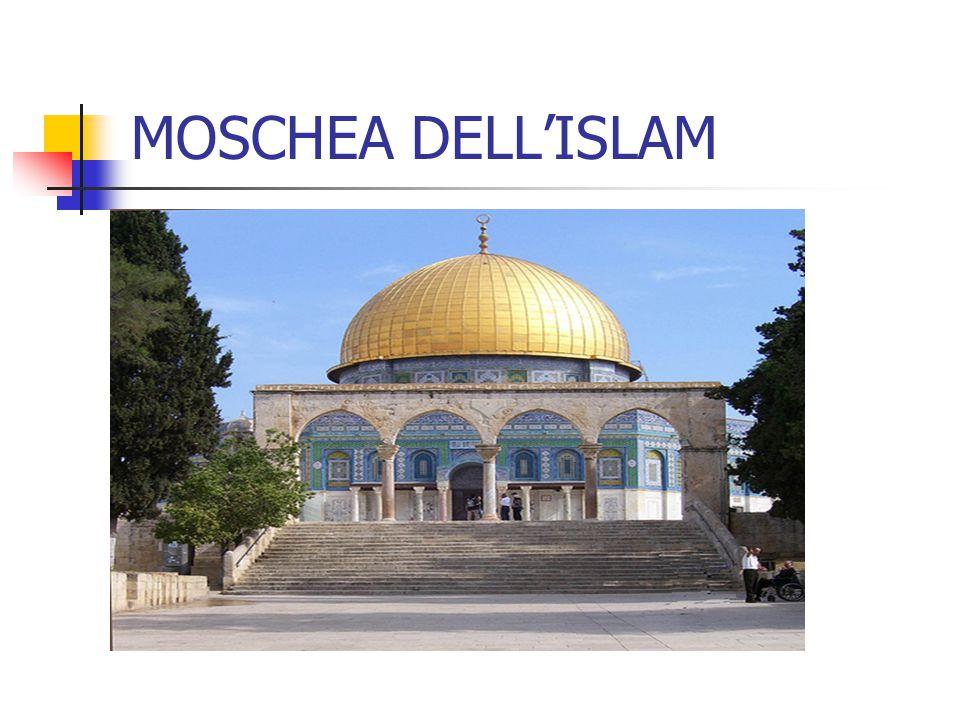MOSCHEA DELL'ISLAM
