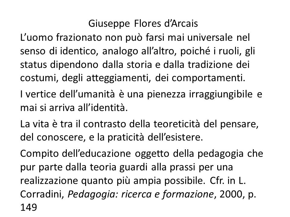 Giuseppe Flores d'Arcais