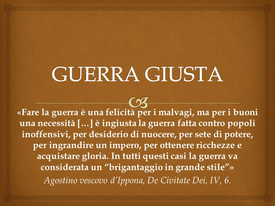 Agostino vescovo d'Ippona, De Civitate Dei, IV, 6.