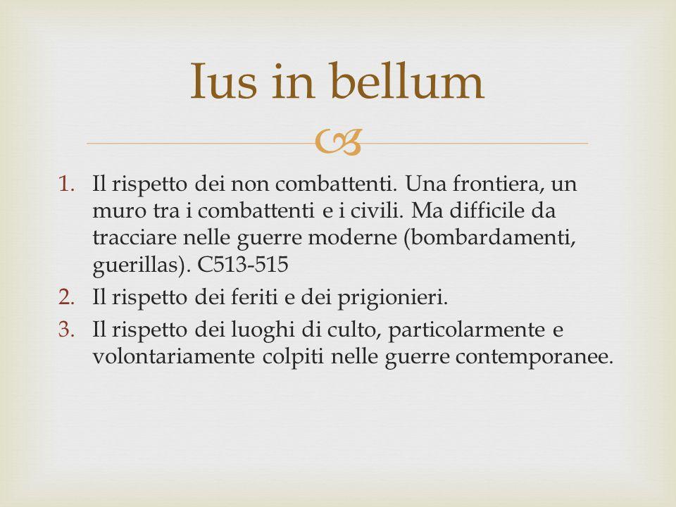 Ius in bellum