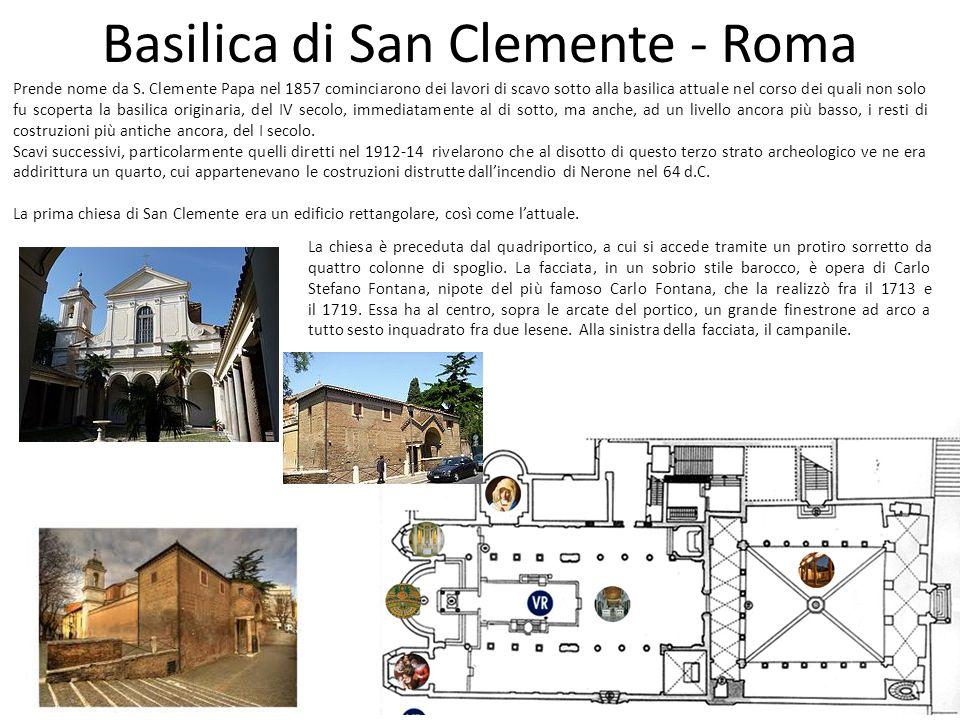 Basilica di San Clemente - Roma