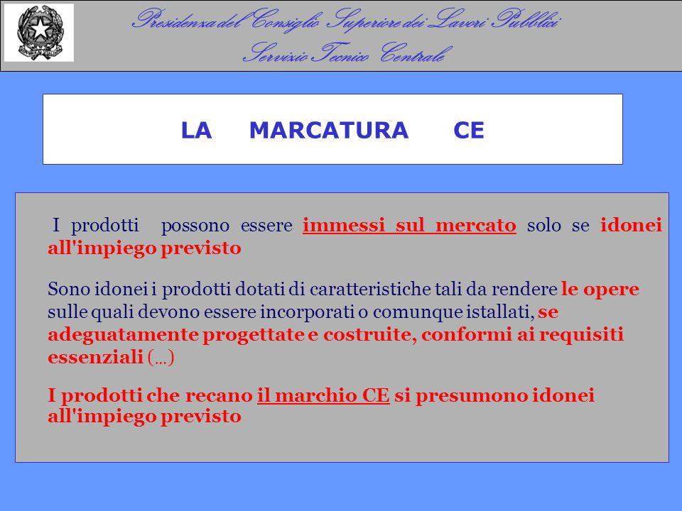 La Direttiva 89/106/CEE e il DPR 246/93 (art. 3)
