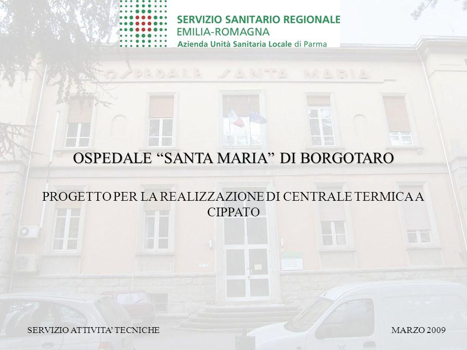 OSPEDALE SANTA MARIA DI BORGOTARO