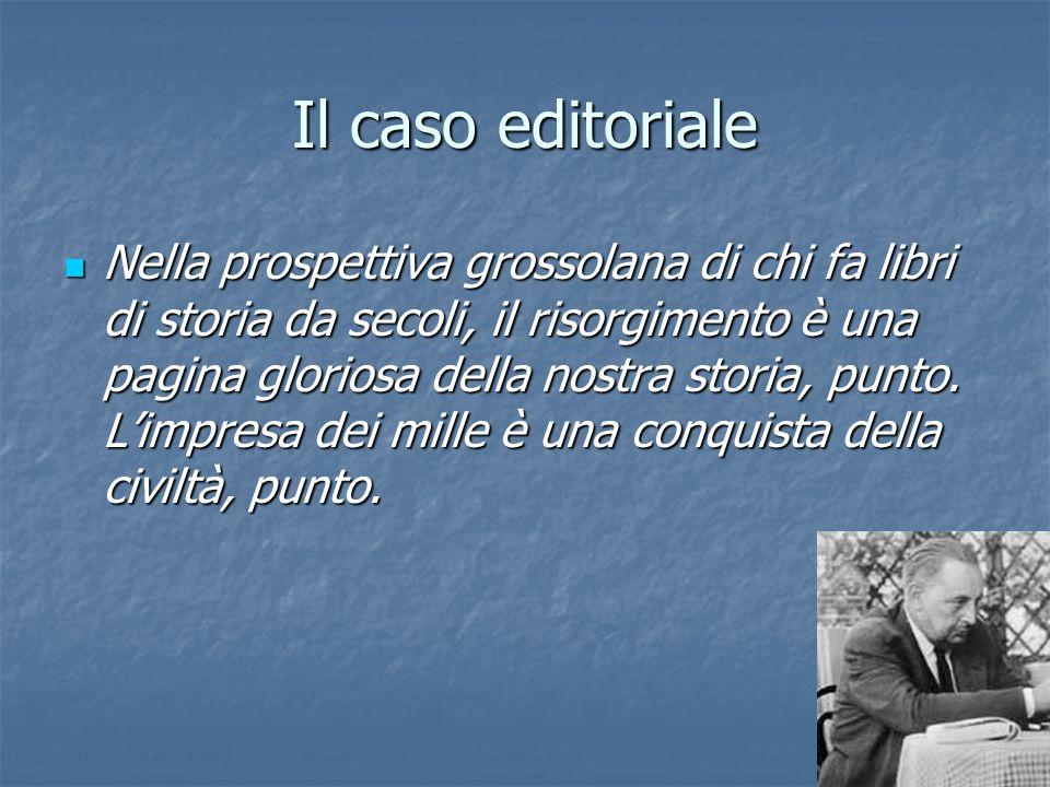 Il caso editoriale