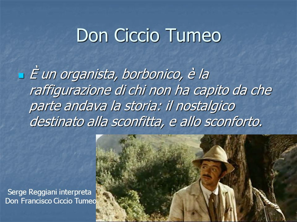 Don Ciccio Tumeo
