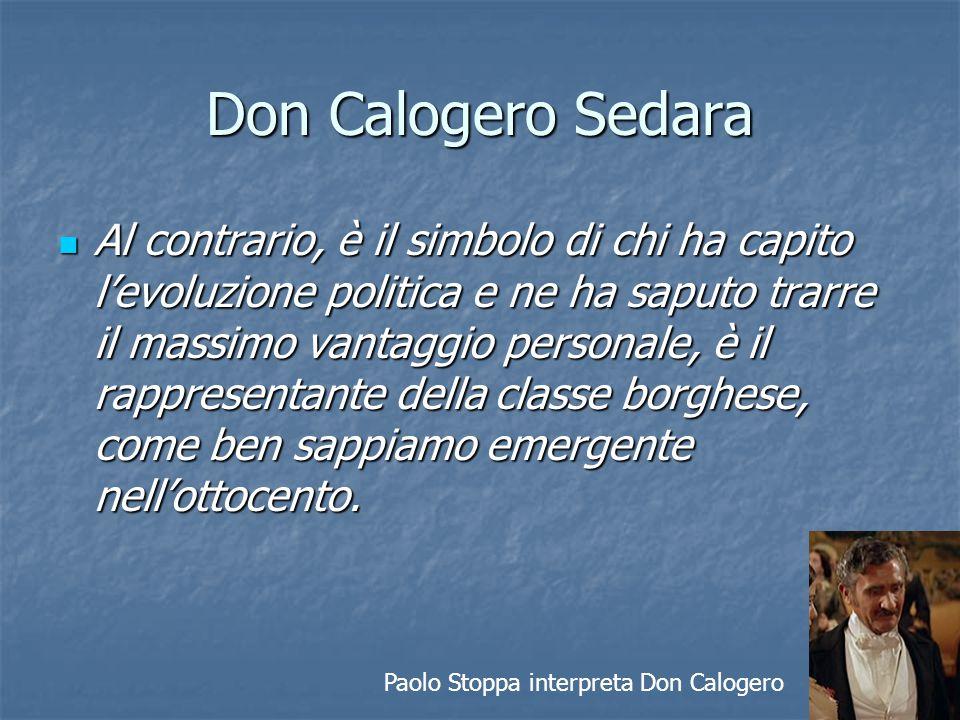 Don Calogero Sedara