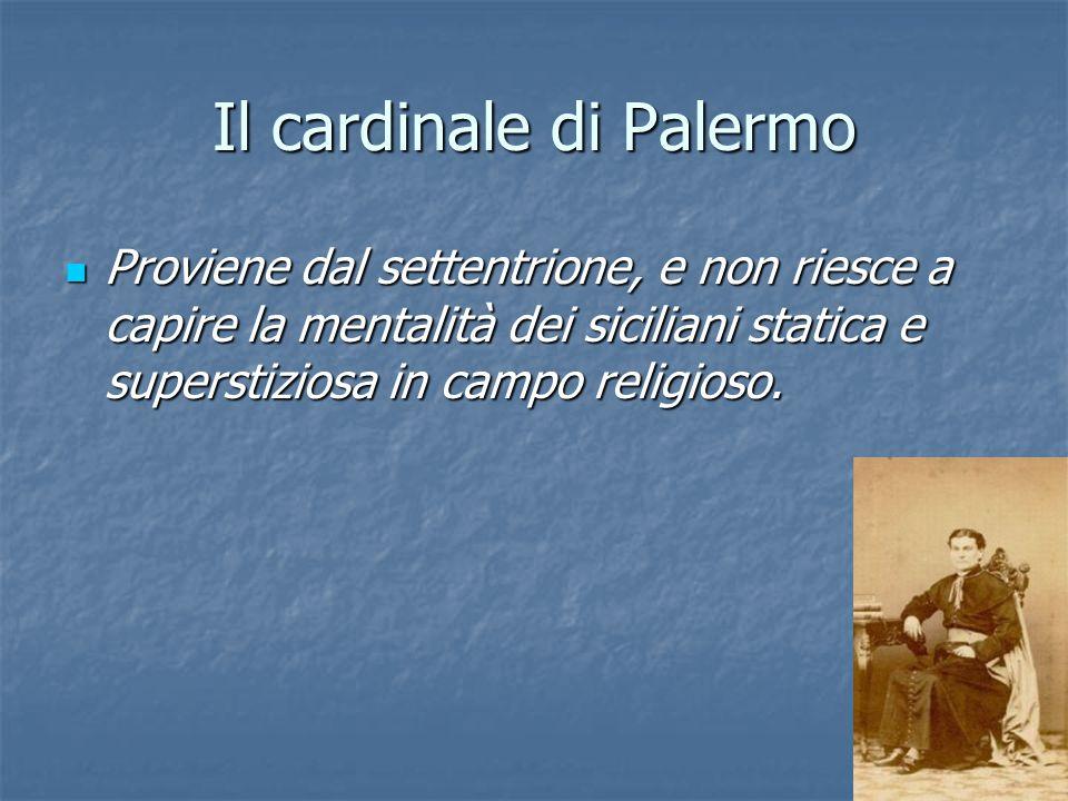 Il cardinale di Palermo