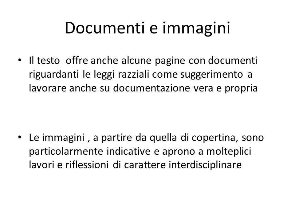 Documenti e immagini