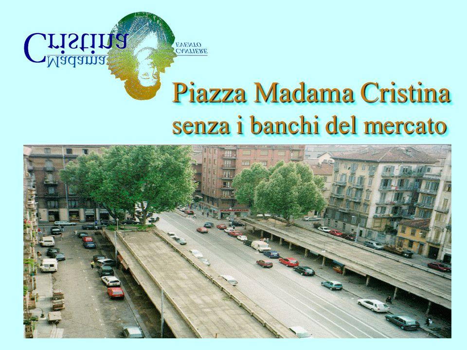 Piazza Madama Cristina