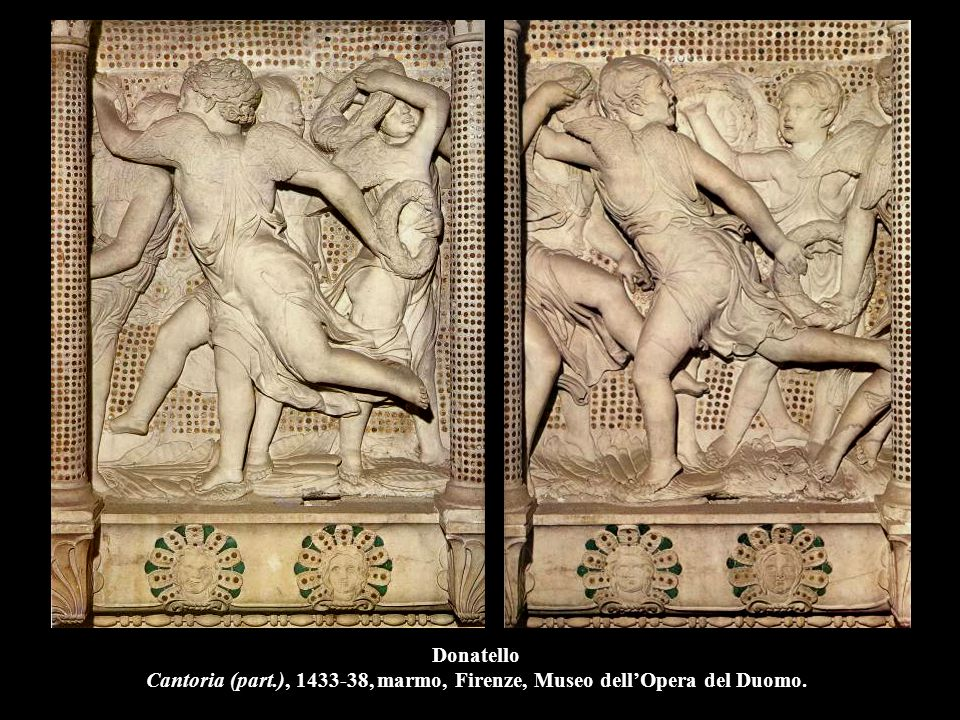 Donatello Cantoria (part