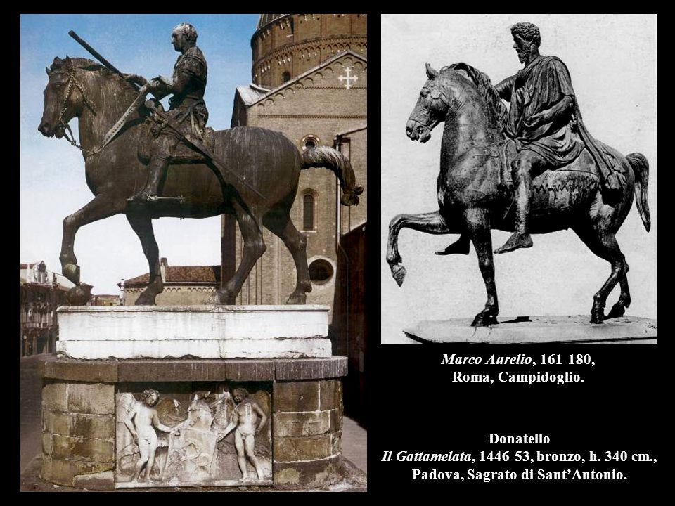 Marco Aurelio, 161-180, Roma, Campidoglio.