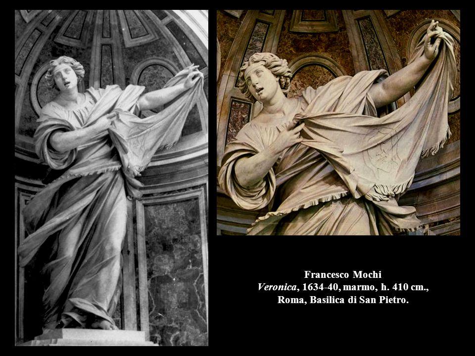 Francesco Mochi Veronica, 1634-40, marmo, h. 410 cm