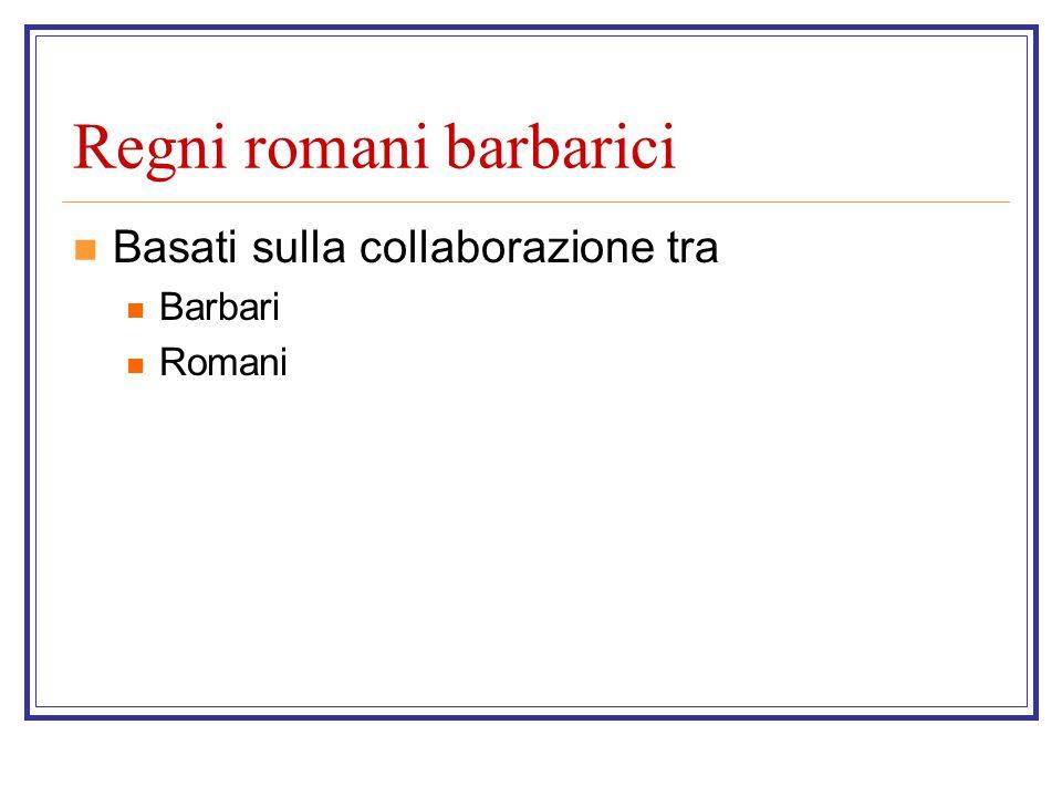 Regni romani barbarici