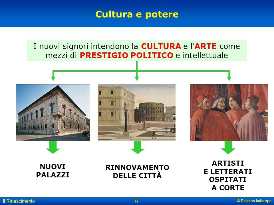 ARTISTI E LETTERATI OSPITATI A CORTE RINNOVAMENTO DELLE CITTÀ