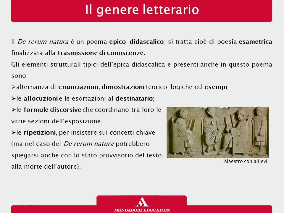 Il genere letterario 13/01/13.