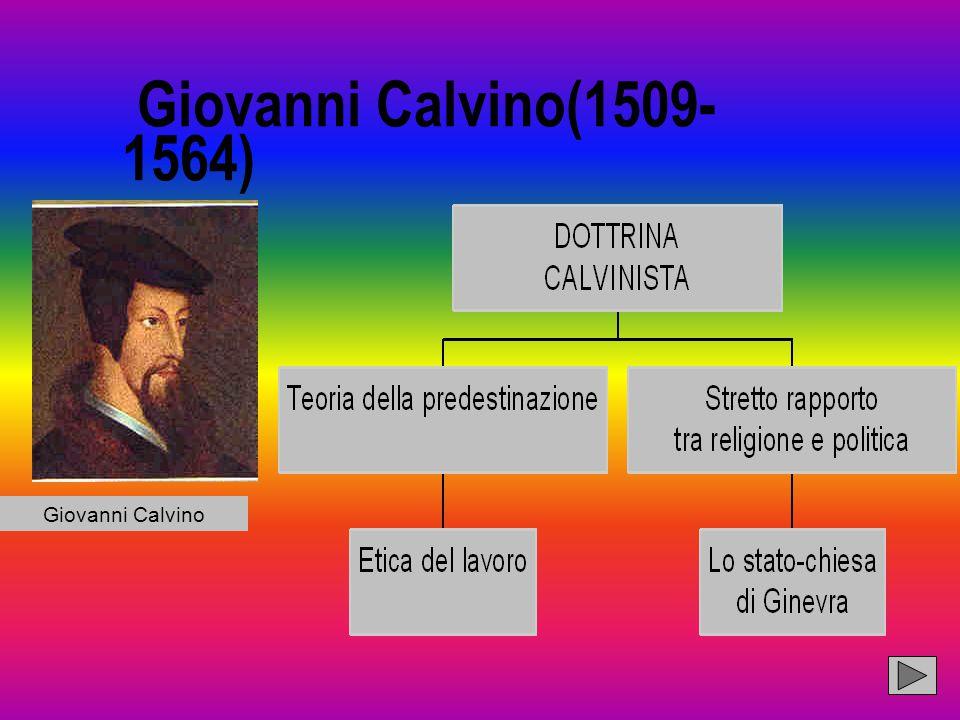 4/10/2017 Giovanni Calvino(1509-1564) Giovanni Calvino