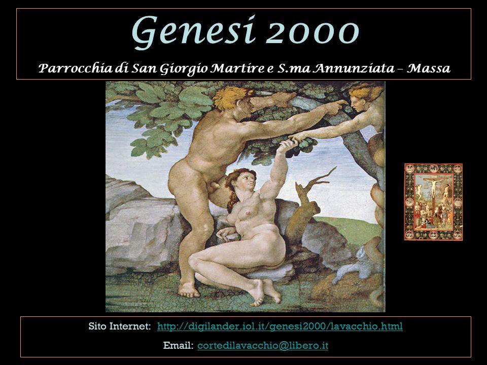 Parrocchia di San Giorgio Martire e S.ma Annunziata – Massa