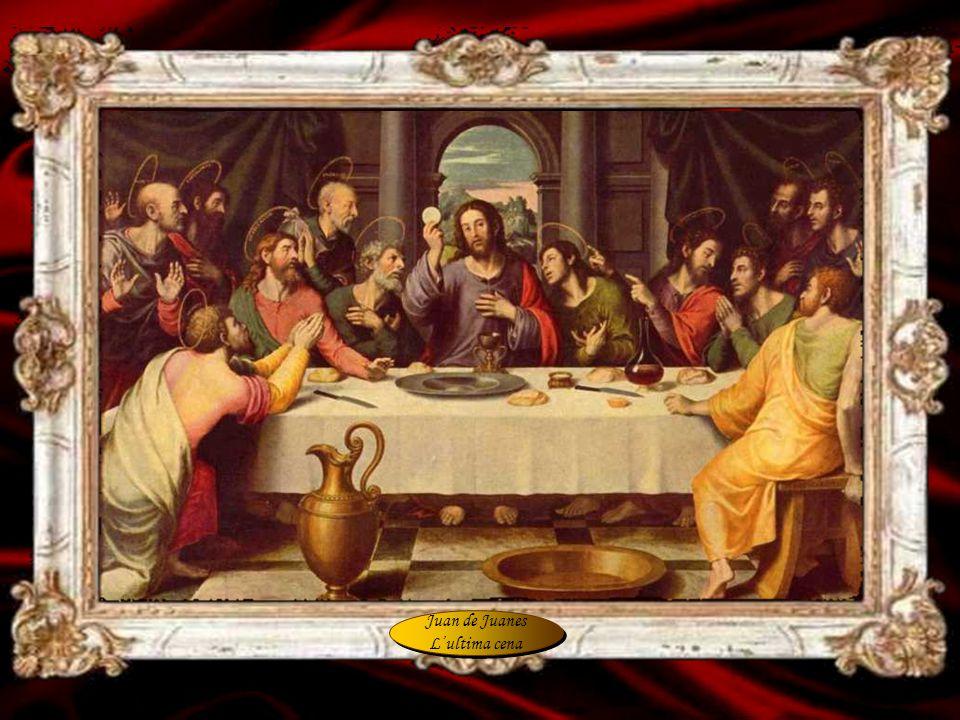 Juan de Juanes L'ultima cena