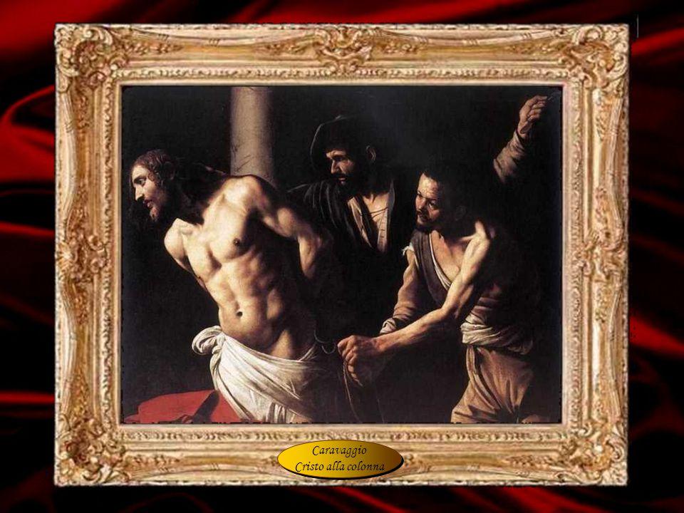 Caravaggio Cristo alla colonna