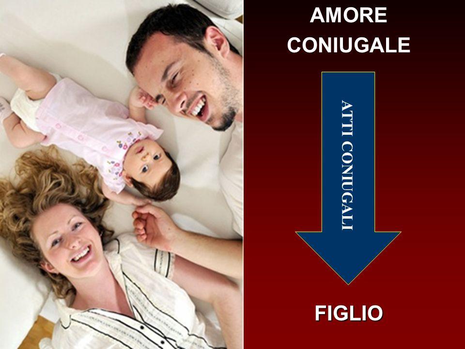 AMORE CONIUGALE FIGLIO