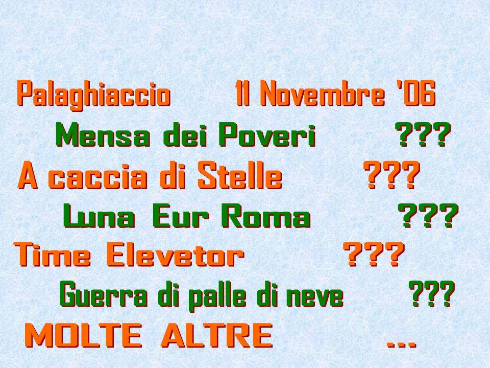 Palaghiaccio 11 Novembre 06