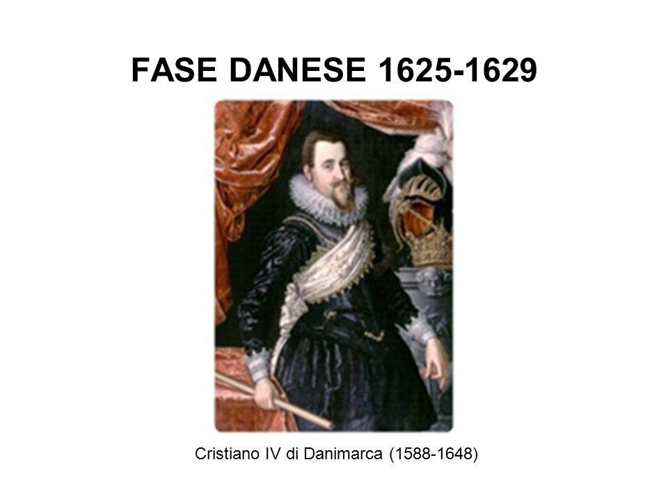 Cristiano IV di Danimarca (1588-1648)