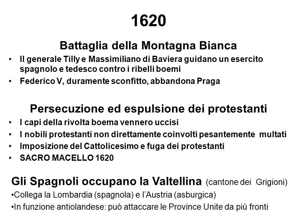 1620 Battaglia della Montagna Bianca