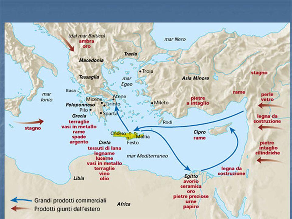Così la leggenda interpreta le attività dei Cretesi: