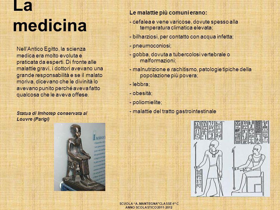 SCUOLA A. MANTEGNA CLASSE 4^ C