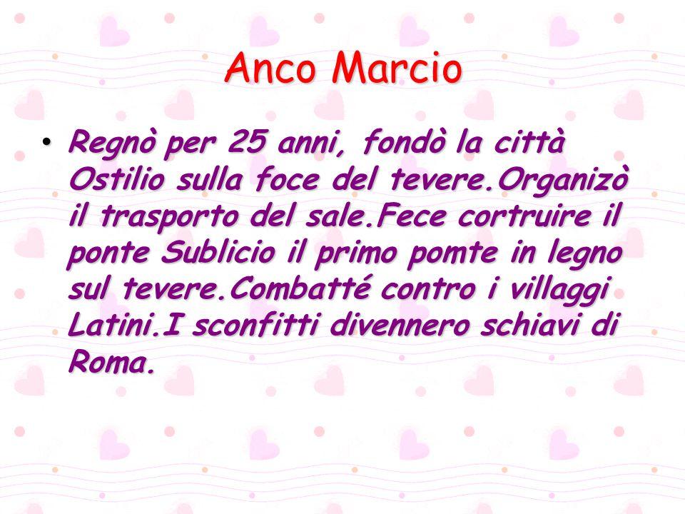 Anco Marcio
